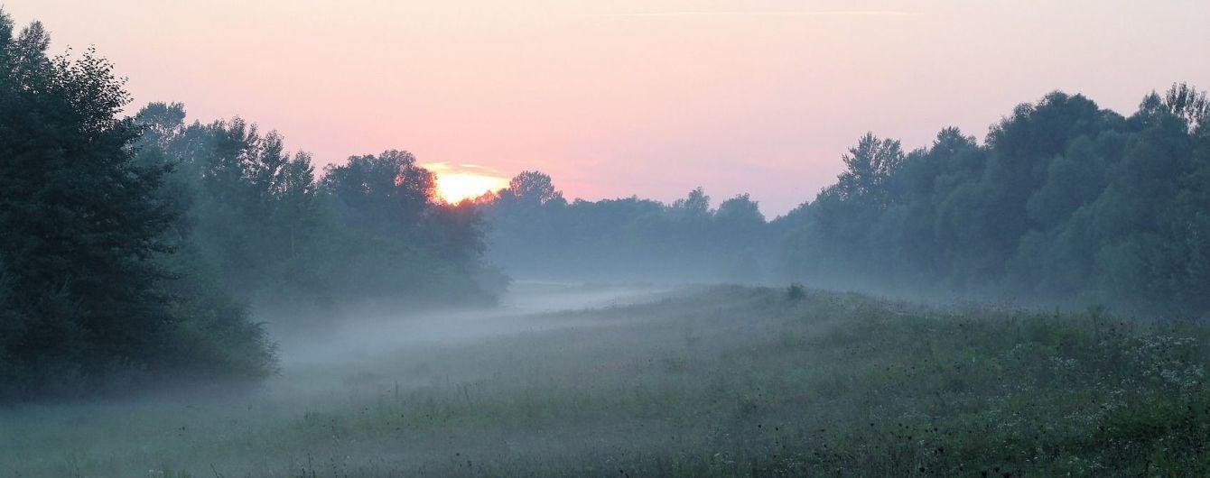 В Украину постепенно возвращается тепло, но некоторым регионам обещают дожди. Прогноз на 7 сентября