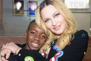 Мадонна змінила країну проживання заради футбольної кар'єри сина
