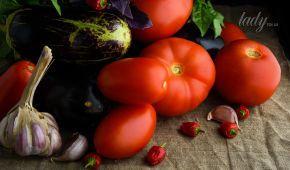 Что приготовить из томатов и баклажанов: 6 оригинальных рецептов