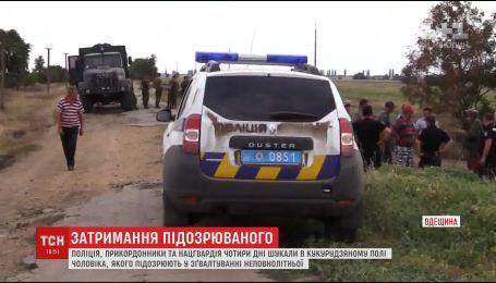Поліція Одеси затримала чоловіка, якого підозрюють у зґвалтуванні 11-річної дівчинки