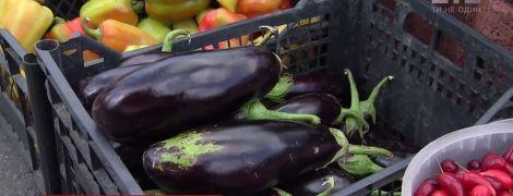 В Украине стремительно дорожают овощи