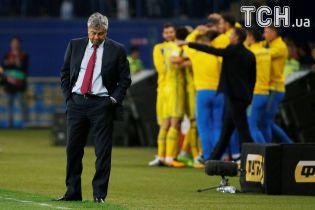 Луческу про матч з Україною: голи були забиті нечесно