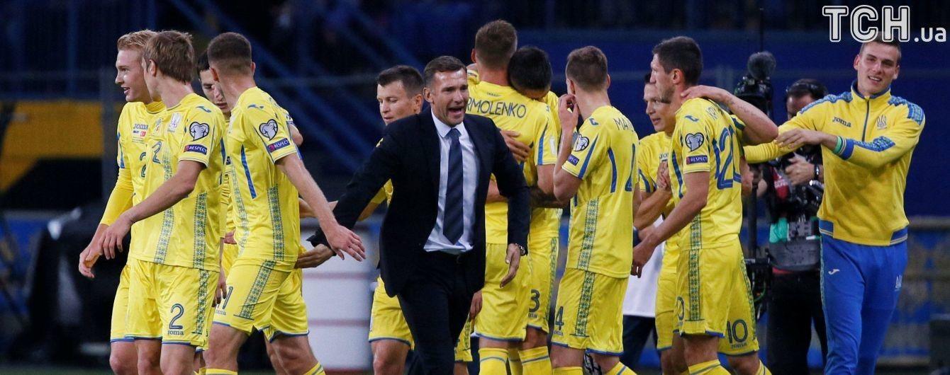 Шевченко: благодарен игрокам за их желание с которым они вышли на поле