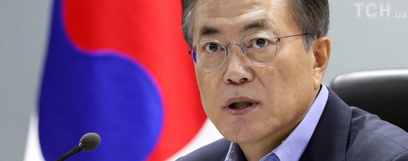 """Южная Корея ожидает """"полной изоляции"""" КНДР после мощнейшего испытания водородной бомбы"""