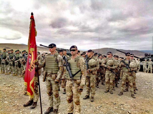 Украинцы примут участие в военных учениях НАТО в Грузии