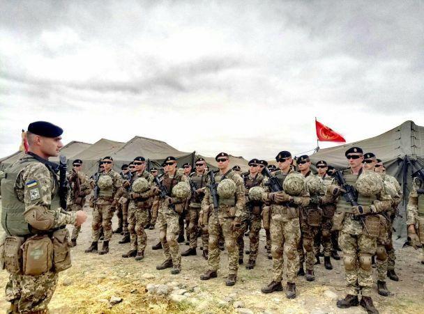 Українці візьмуть участь у військових навчаннях НАТО у Грузії