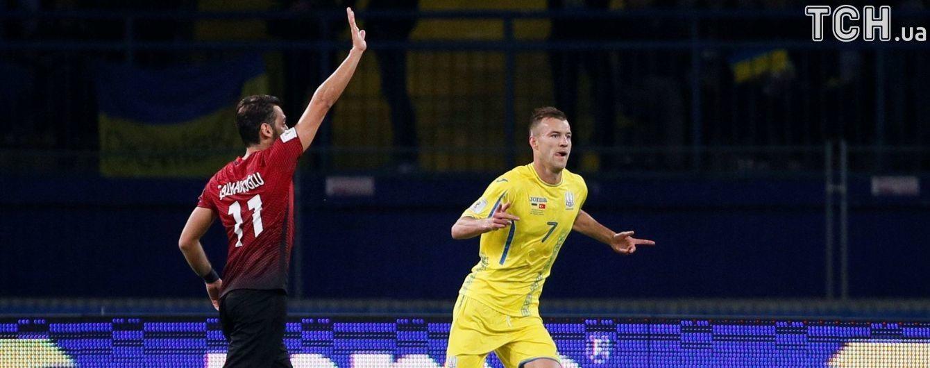 Ярмоленко: Хорватія не дограла матч з Косово, тому нас рано записувати в лідери