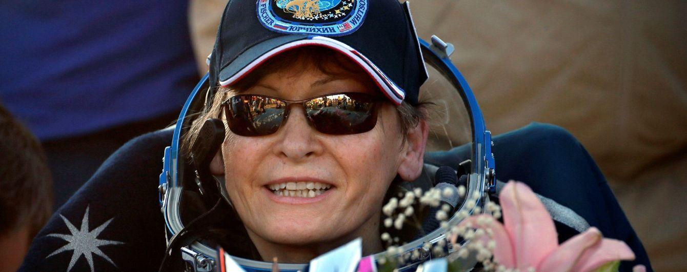 Астронавтка NASA установила рекорд среди женщин по пребыванию в космосе