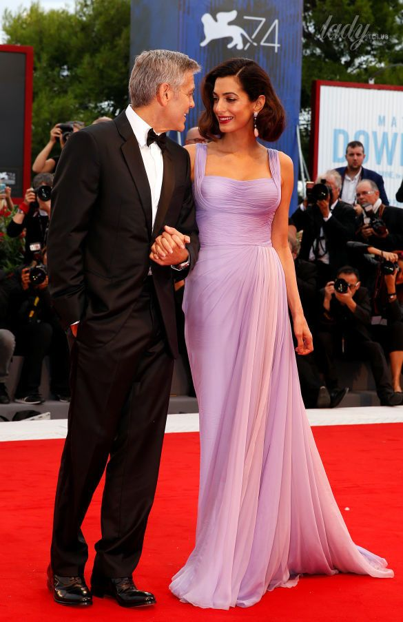 Джордж и Амаль Клуни_7