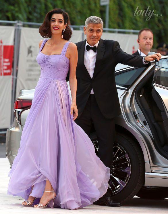 Джордж и Амаль Клуни_4