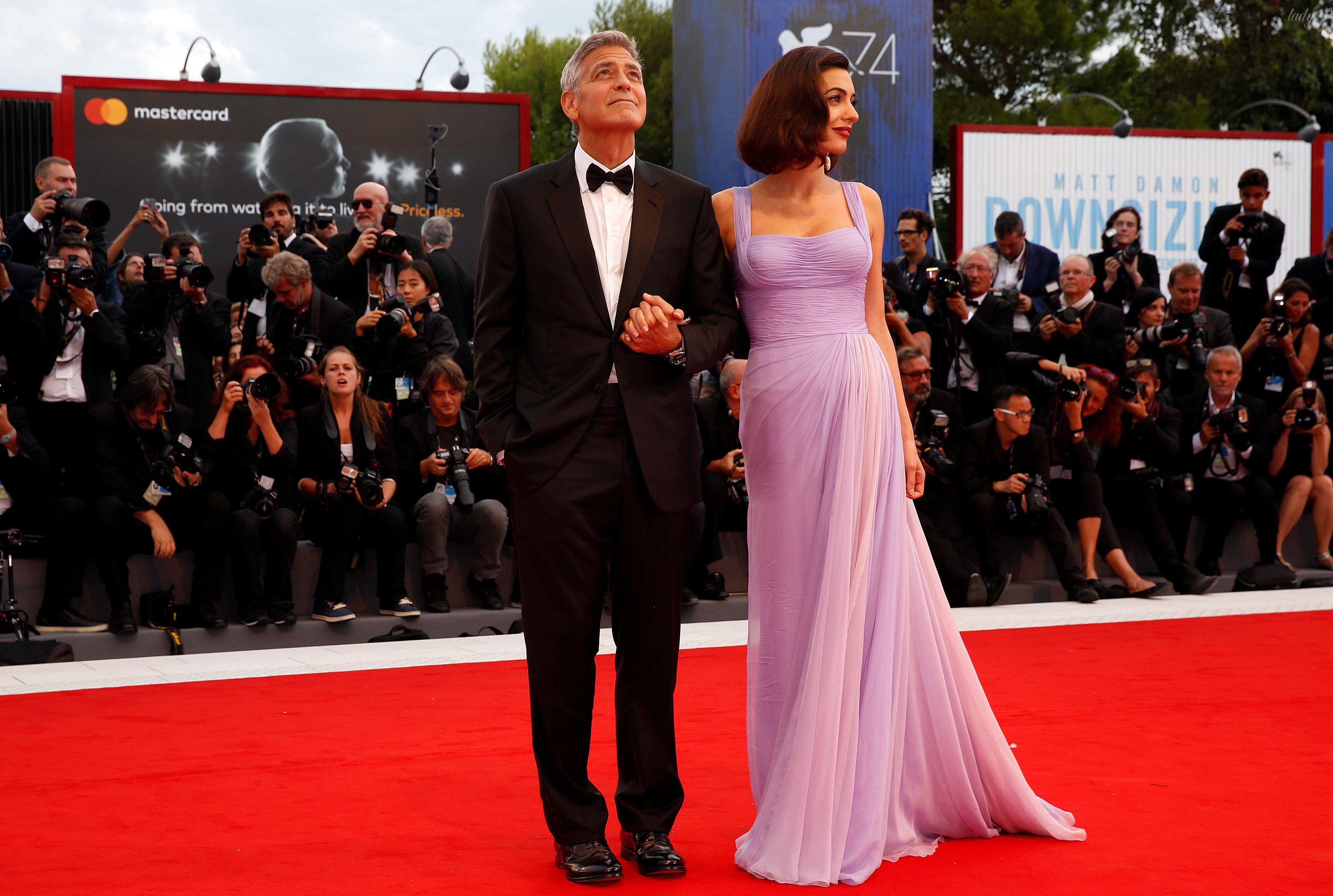 Джордж и Амаль Клуни_8