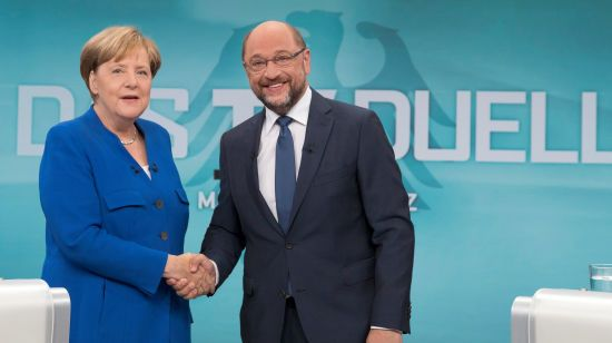 """Переговори щодо """"великої коаліції"""" в Німеччині вийшли на фінішну пряму"""