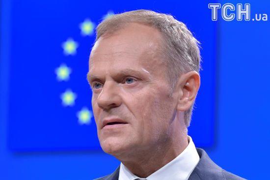 ЄС може запровадити додаткові санкції проти Росії через отруєння Скрипаля - Туск