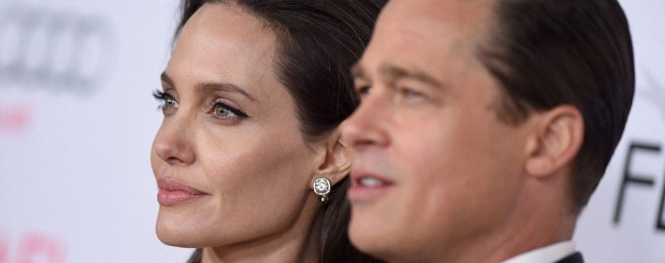 Анджеліна Джолі та Бред Пітт будуть разом – біограф пари