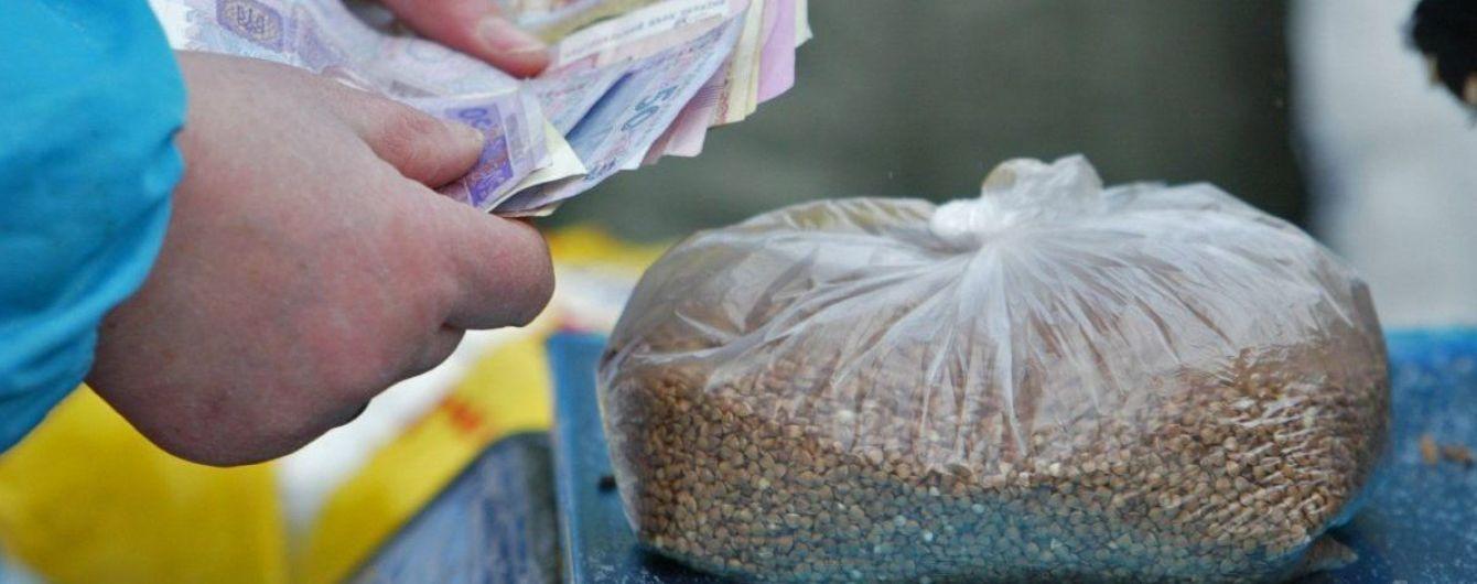 В Україні впали ціни на гречку