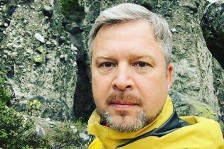 """Ведучий Валдіс Пельш потрапив до бази """"Миротворця"""""""
