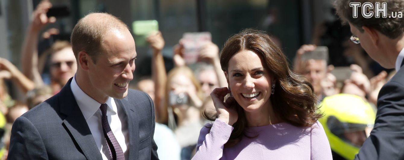 В Британии букмекеры начали принимать ставки на третьего ребенка принца Уильяма и Кейт Миддлтон