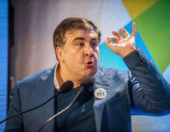 У Саакашвілі запевнили, що йому не забороняли в'їзд до України