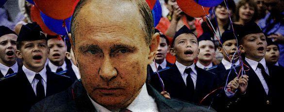 Путін, діти, для блогів