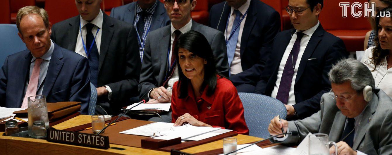 Достаточно говорить о КНДР: постпред США в ООН призвала Китай действовать