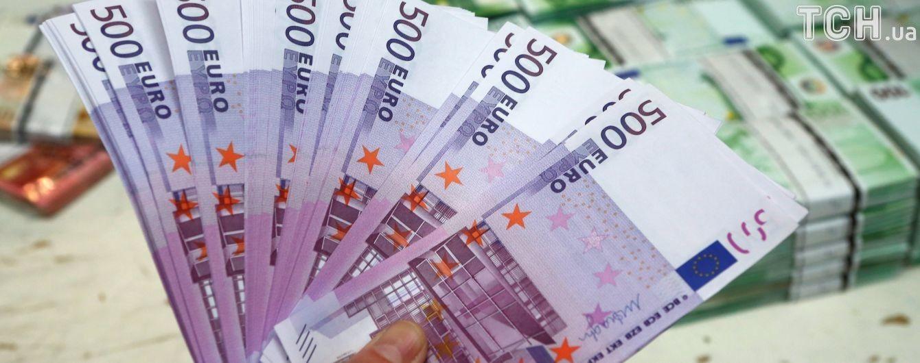 Евро приблизится к отметке в 31 грн в курсах валют от НБУ на 2 августа