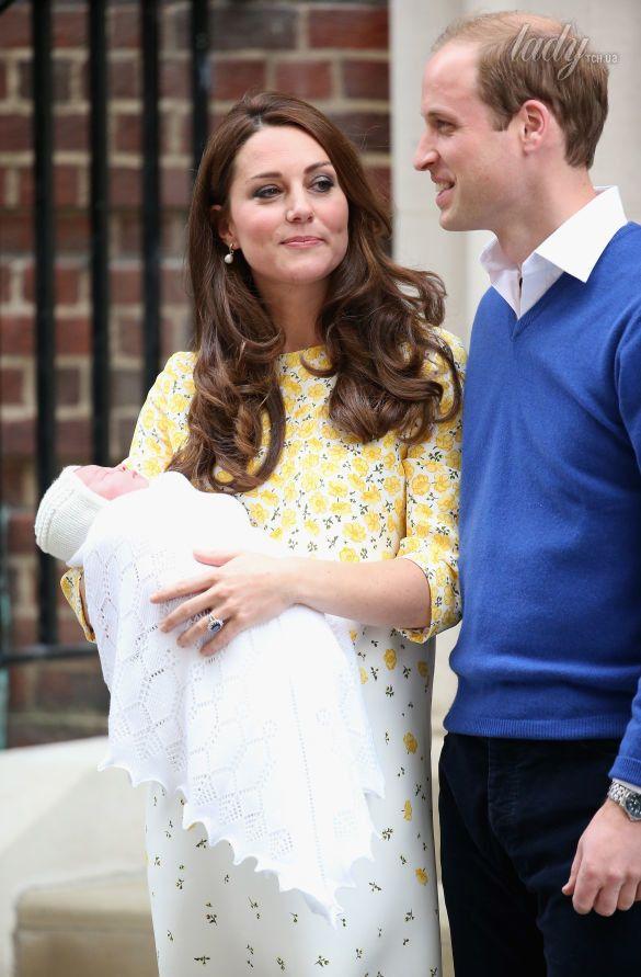 Беременная герцогиня Кембриджская_11