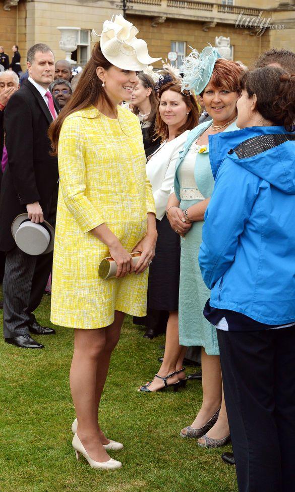 Беременная герцогиня Кембриджская_3