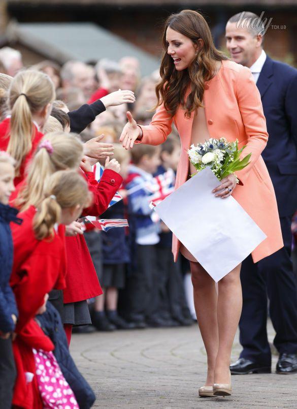Беременная герцогиня Кембриджская_2