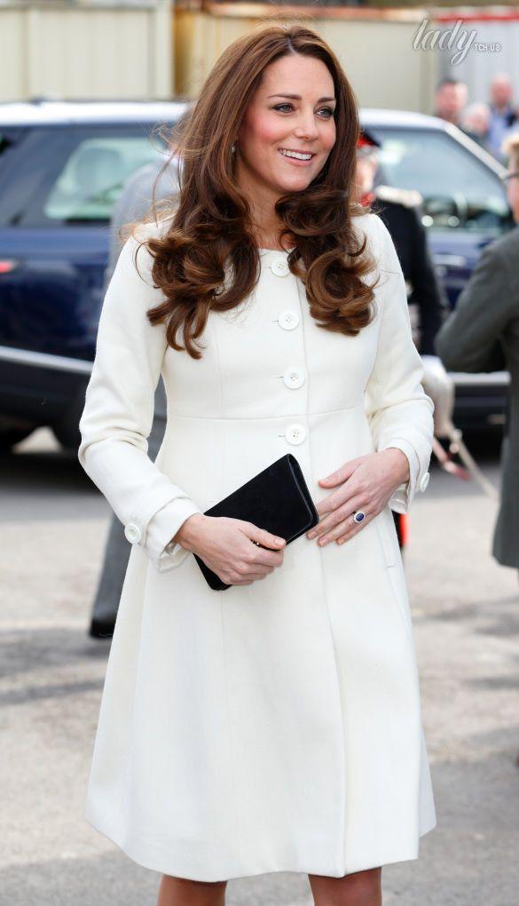 Беременная герцогиня Кембриджская_9