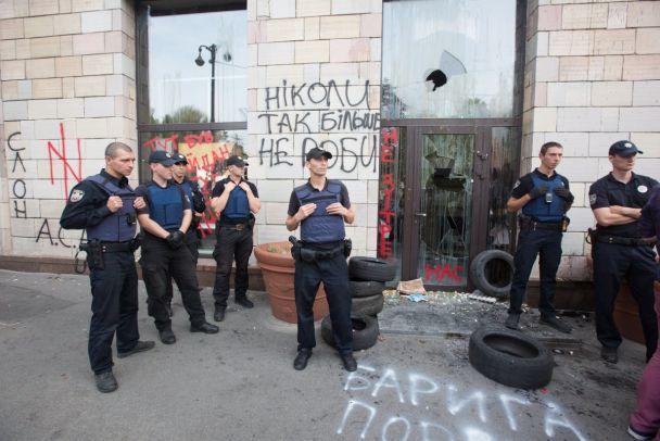 Прокуратура відкрила кримінальну справу через нищення графіті часів Майдану в Києві