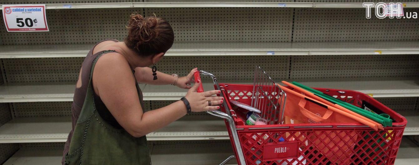 """К США приближается опасный ураган """"Ирма"""": людей призывают подготовиться к атаке стихии"""