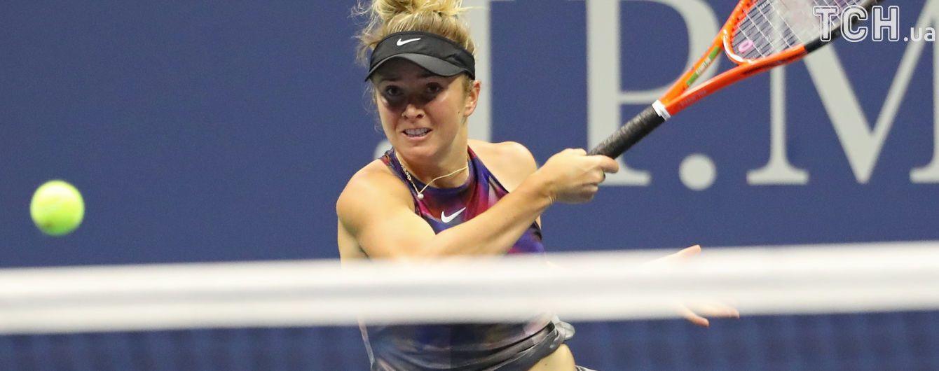 Свитолина и Долгополов не сумели выйти в четвертьфинал US Open