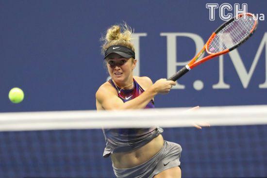 Світоліна обіграла росіянку і вийшла до 1/4 фіналу турніру в Пекіні