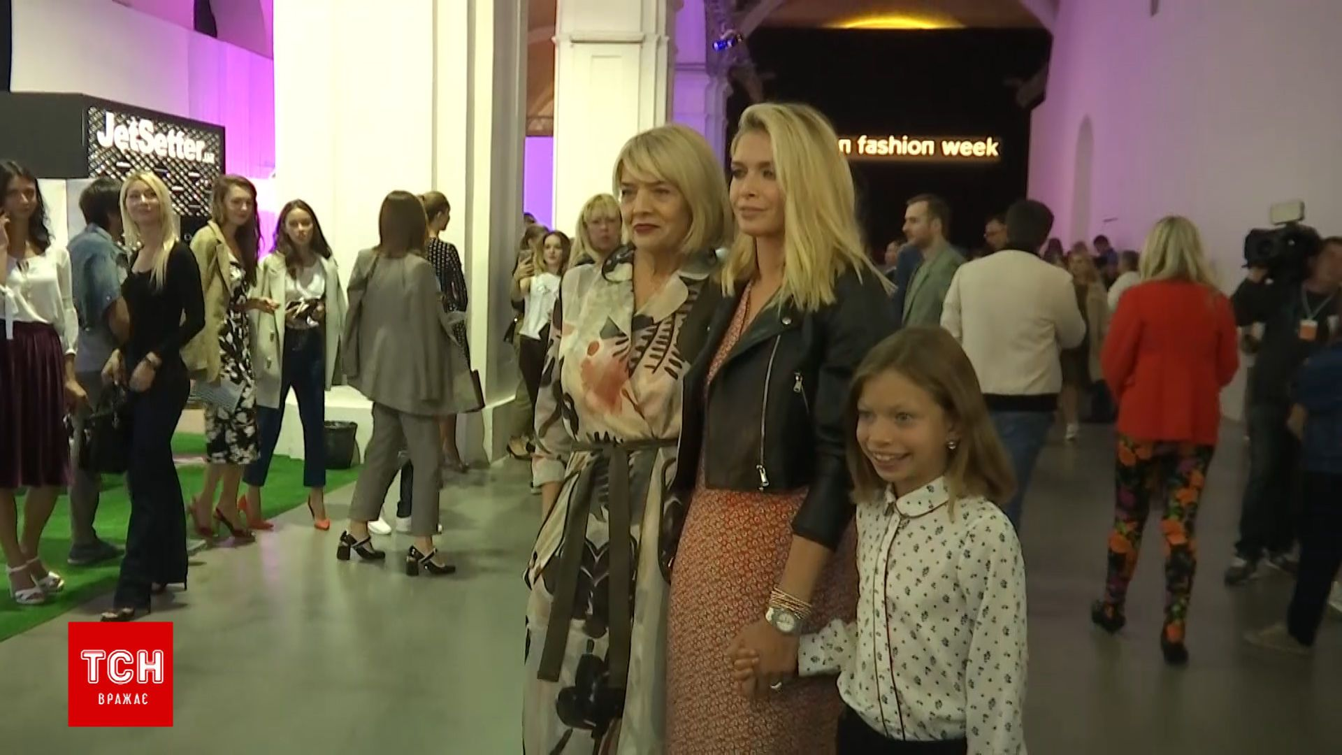 Брежнєва на Ukrainian Fashion Week_1