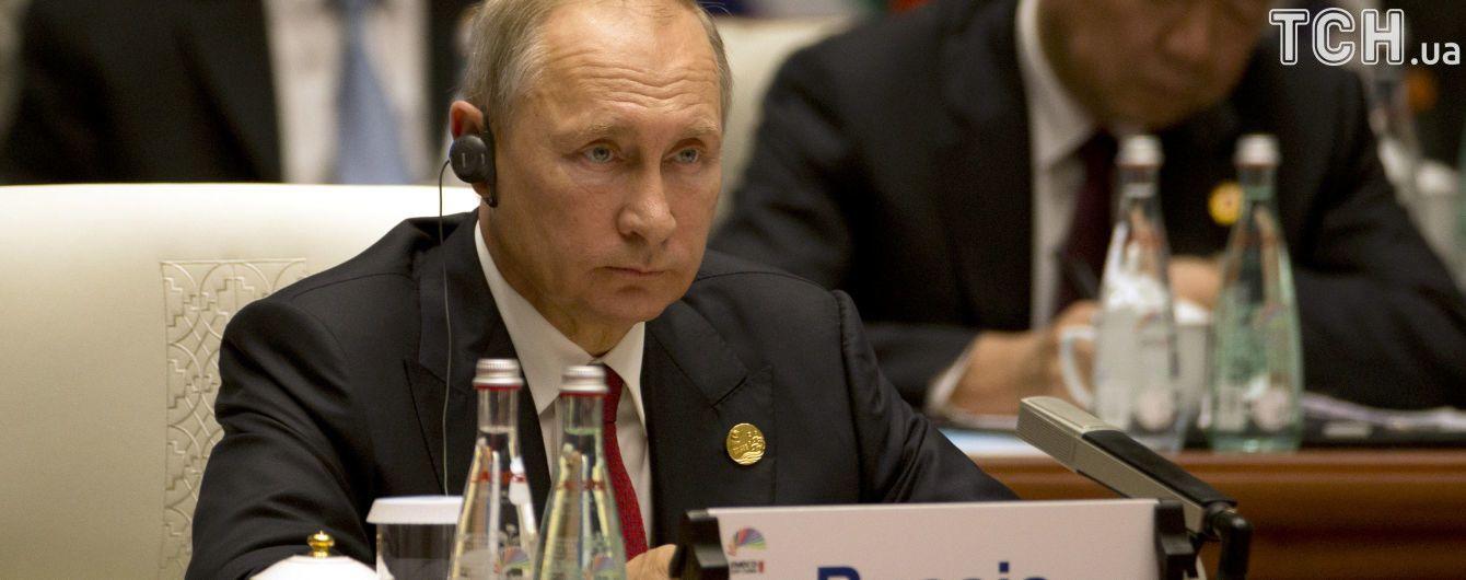 Путін розповів про можливе скорочення дипмісії США ще на 155 осіб