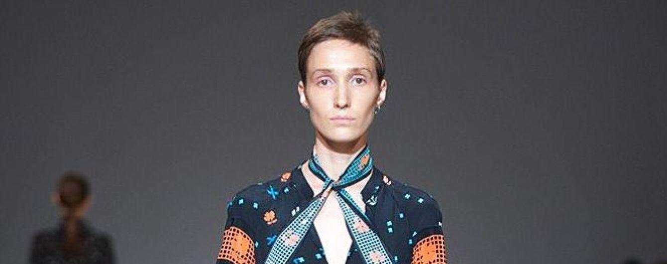 UFW: просторные блузы, вышитые пояса и авторские принты в коллекции Лилии Пустовит