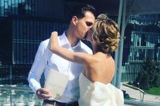 Скичко женился на Юрушевой: жена шоумена обнародовала романтические кадры в статусе супругов