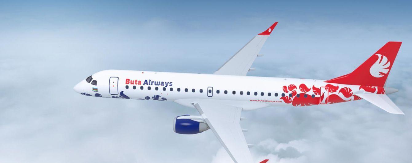 Азербайджанський лоукостер Buta Airways почав літати до Києва