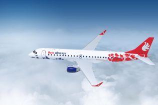 Азербайджанский лоукостер Buta Airways начал летать в Киев