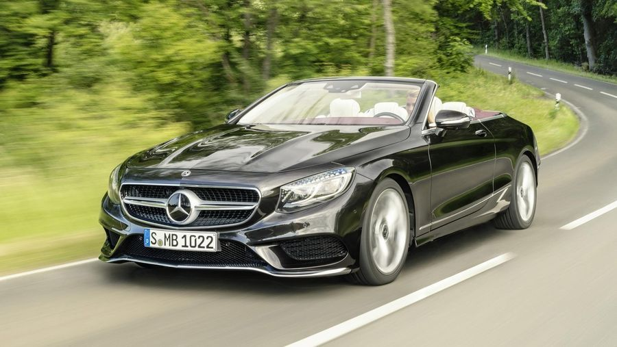 Mercedes, Mercedes-Benz, S-Class