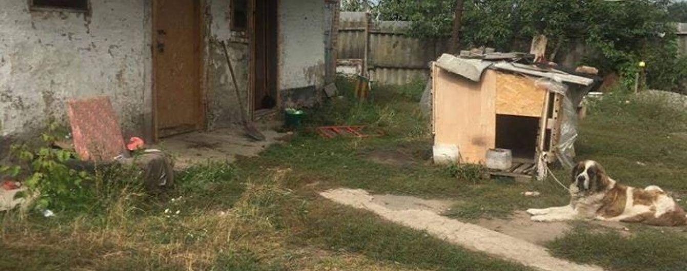 На Киевщине мужчина прямо на собственном дворе взорвал себя гранатой