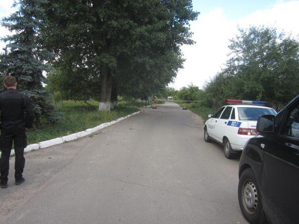 В Василькове на свалке вблизи жилых домов нашли противопехотную мину