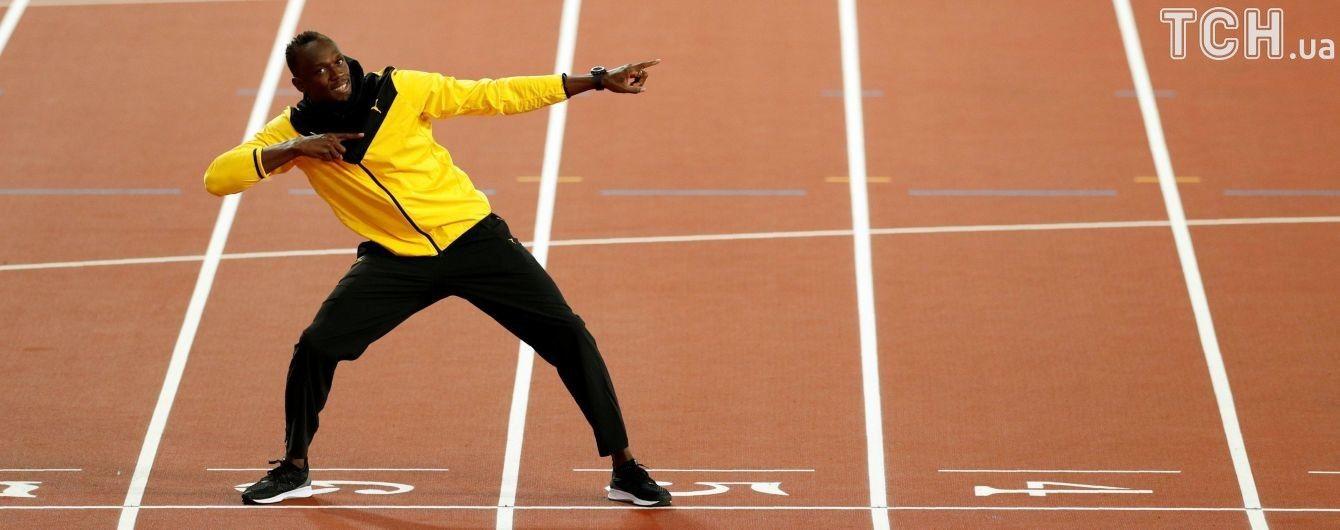 Легендарный спринтер Болт рассказал, сколько продержатся его рекорды