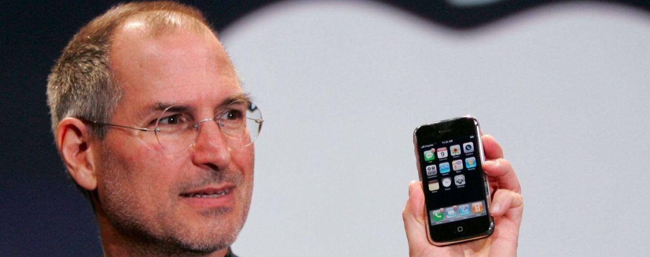 Презентація iPhone 8. Як еволюціонував головний телефон десятиліття. Інфографіка