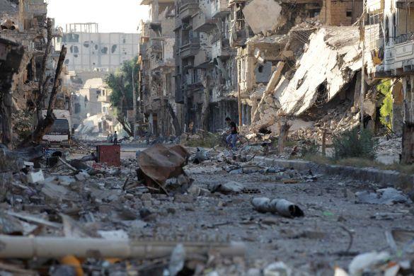 Дейр-ез-Зор, Сирія