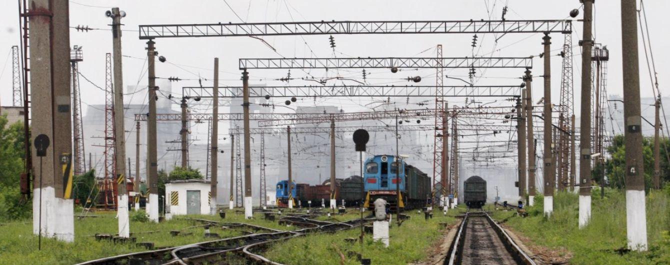 В Одесской области ночью произошел пожар в пассажирском поезде