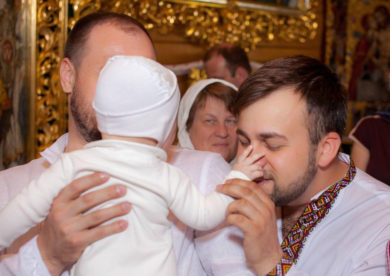 Хрещення доньки Олексія Душки_1