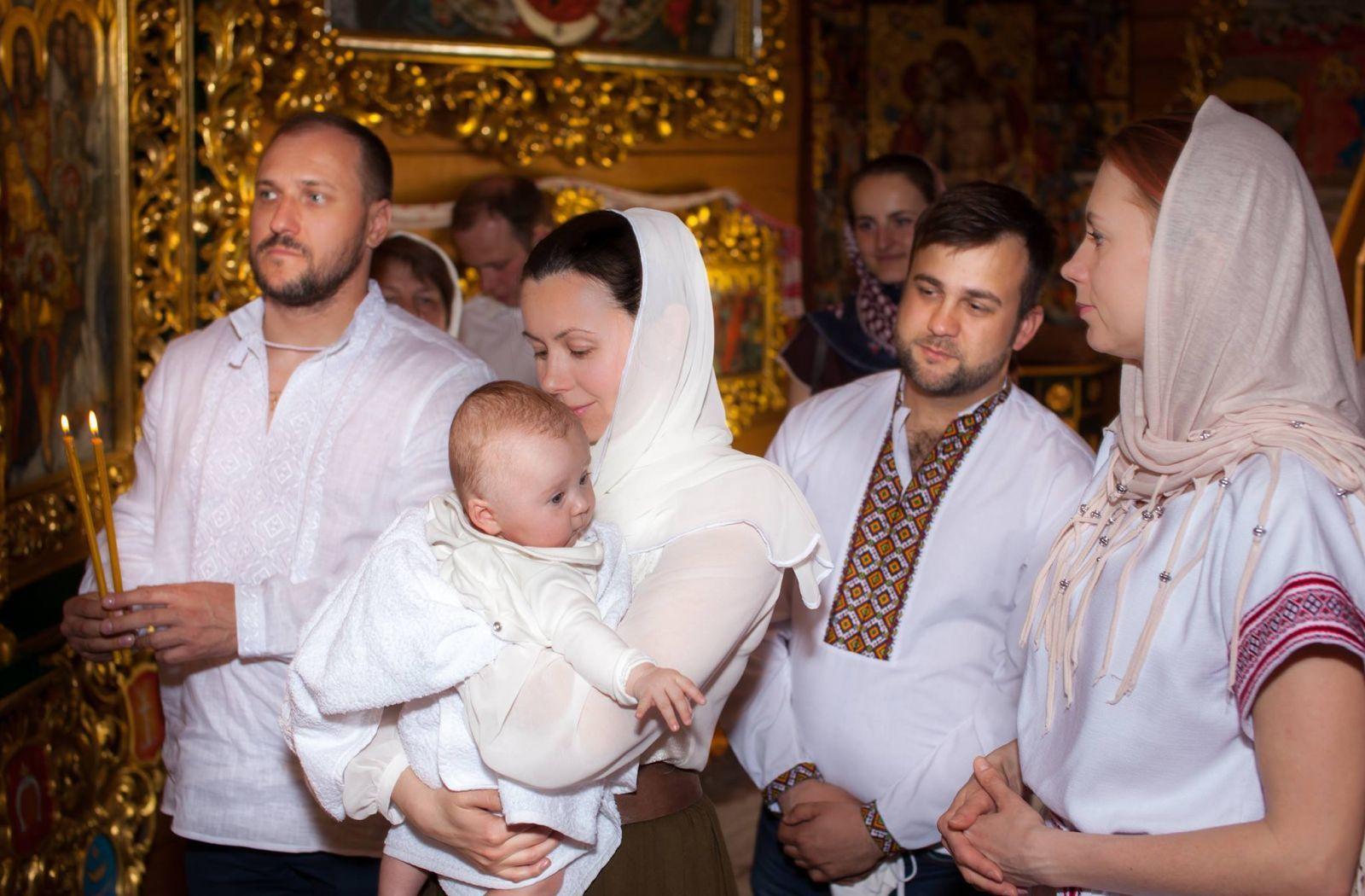 Хрещення доньки Олексія Душки_4
