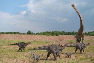 В США возле NASA обнаружили вблизи 70 следов древних млекопитающих и динозавров