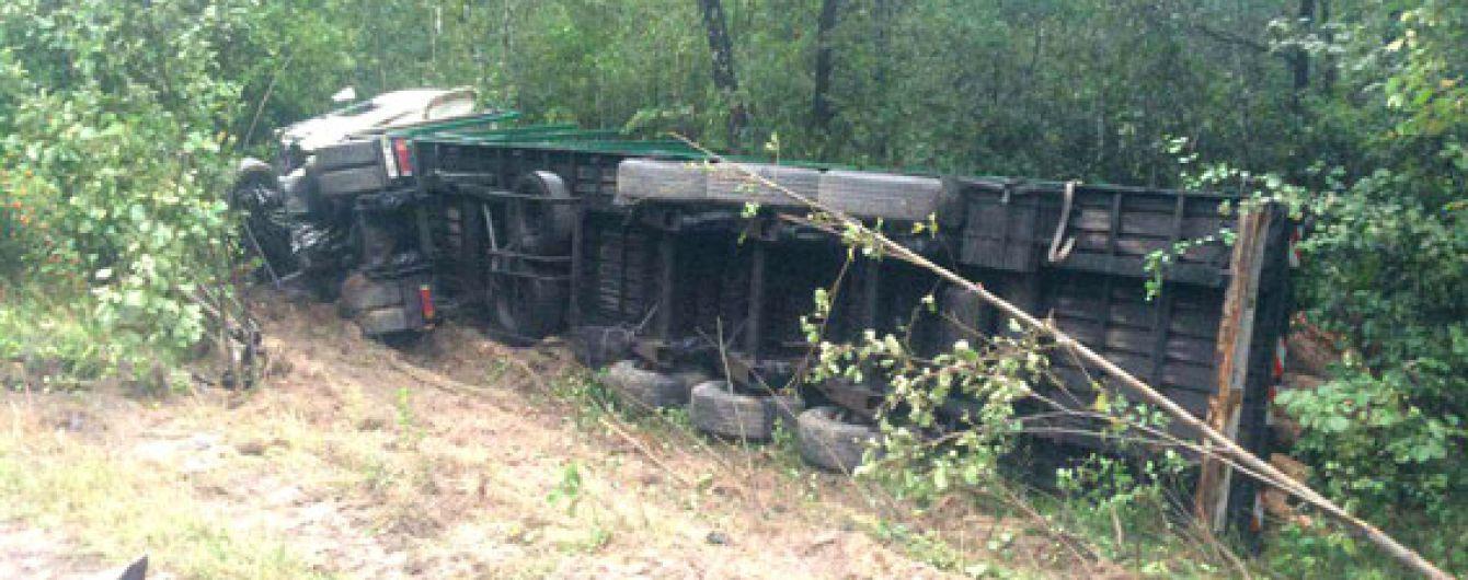 Водитель грузовика рассказал о смертельном для пятерых ученых ДТП на Ровенщине